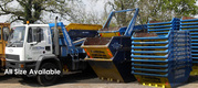 Skip hire Horsham for waste cleaning