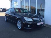 Mercedes-benz C-class 2.2