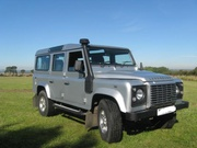 2009 Land Rover 2.4 2009 LAND ROVER DEFENDER 110